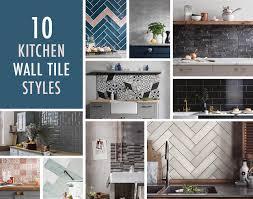 modern kitchen wall tiles ideas