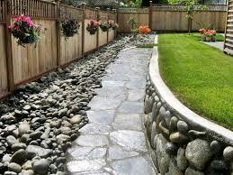 river rocks entry garden. River Rock For Landscaping Service Rocks Entry Garden