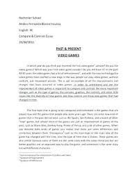 Example Of A Perfect Essay The Perfect Essay Example Perfect Essay