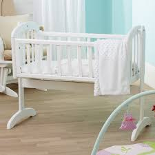 ... Buy John Lewis Anna Swinging Crib, White Online at johnlewis.com ...