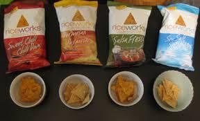 rice works salsa fresca behance
