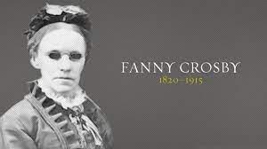 Fanny Crosby | Christian History