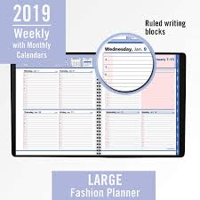 At A Glance 2019 Weekly Monthly Planner Appointment Book Quicknotes