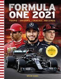 Formula One 2021: Teams, Drivers, Tracks, Records: The World's Bestselling  Grand Prix Handbook : Jones, Bruce: Amazon.de: Bücher
