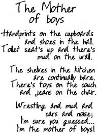 Pin by Tisha Gregory on Quotes I just like Pinterest Amazing Mom Of Boys Quotes