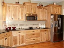 Denver Hickory Kitchen Cabinets Hickory Wood Cabinets I41