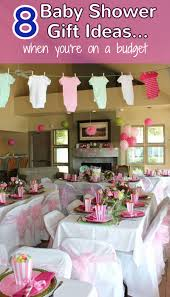 8 unique and affordable baby shower gift ideas for those on a budget but want to
