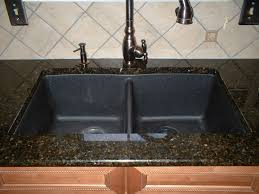 Best Granite Kitchen Sinks How To Replace Kitchen Sink With Granite Countertop Best Kitchen