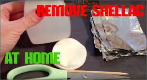 how to remove sac nails safely at home with foil cotton wool remove gel polish at home you