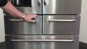 Kitchen Aid French Door How To Vertically Aligning The Pantry Drawers On Your Five Door