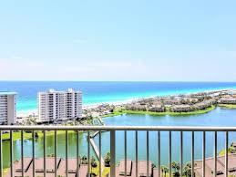ariel dunes ii 1909 3br in seascape resort 19th floor gulf views walk 2 beach destin florida listing id 26694