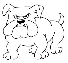 Small Picture Georgia Bulldogs Mascot Coloring Page Coloring Coloring Pages