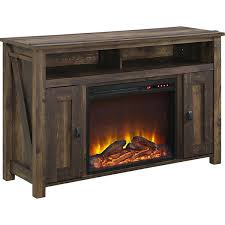 this electric fireplace tv stand