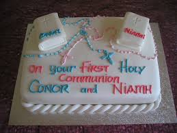 Twins First Holy Communion Cake Sharon Sweeney Flickr