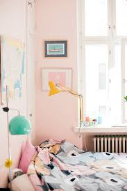 pink wall paintInspiring Ways to Use Pink in Every Room of the Home  Apartment
