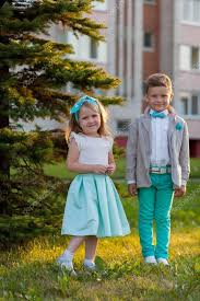 Funny Beautiful Couple Beauty Little Girl And Boy Together Stock New Little Couple Photo Download