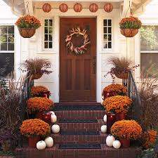 15 outdoor thanksgiving decoration ideas
