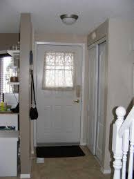 front door window treatmentsFront Door Window Treatments Roller Shades Displaying The Regular