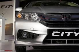 Pics Report 2014 Honda City Unveiled In India Team Bhp