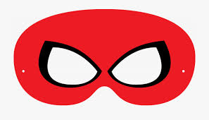 Spiderman Template Coloring Books Super Hero Mask Template Free Download