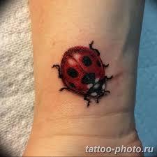 фото идея тату божья коровка 22122018 310 Photo Ladybug Tattool