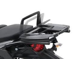 hepco becker rear easyrack ducati scrambler luggage bag mount