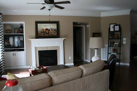 image of accent wall living room perfect