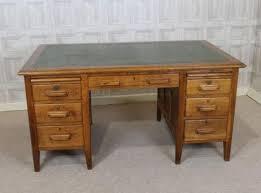 oak desks for home office. Vintage Office Desk Home Design Ideas And Pictures Antique Oak Desks For