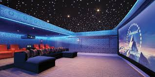 roof lighting design. custom home theater led lighting alcove with star ceiling httpcosmicstarceiling roof design i