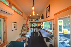 Tiny House Trailer Interior Techethecom - Tiny house on wheels interior