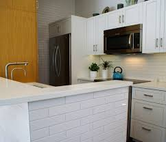 White Ice Granite Kitchen Interceramic In Kitchen Modern With Best Quartz Countertops Next