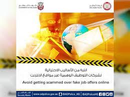 أنباء Seekers Adp About Warns Outside وكالة Fake Job Uae الإمارات BdfwU6q6