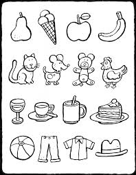 Fruit Colouring Pages Kiddicolour