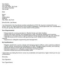 What To Put In A Resume Cover Letter Resume Sample Web