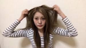 モテ髪ストレートヘアのやり方1日中キープ Youtube
