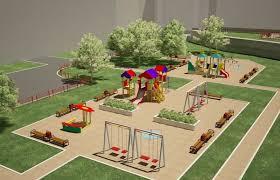 Курсовая работа Совершенствование благоустройства городской  Совершенствование благоустройства городской территории на примере города Ижевска