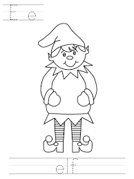 Free printable elf coloring pages for kids. 30 Free Printable Elf On The Shelf Coloring Pages