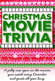 Movie Quote Trivia Enchanting Souq Christmas Movie Trivia A Jolly New Spin On The Movies You