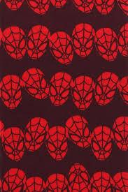 小さなスパイダーマンが並んだ壁紙
