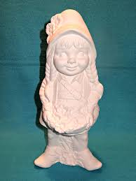 violet cute girl gnome make your own