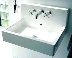 wall mounted sinks for small bathrooms. Small Wall Mount Bathroom Sink The Mine Mounted . Sinks For Bathrooms K