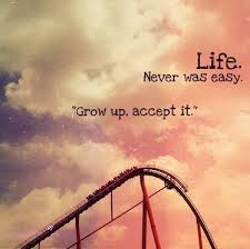 Grow Up Life Quotes Text Image 40 On Favim Best Life Quotes Favim