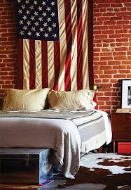 American Flag Bedroom Ideas