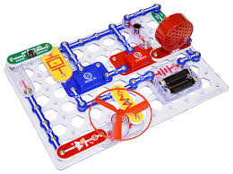 Snap Circuits Light Up Science Kit Snap Circuits Xtreme Science Experiments Kit Sc 750