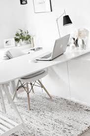 A HANDMADE RUG IN MY WORKSPACE / Littlefew.com Storage, white decor,  minimal, desk, nordic style, nordic decoration, decorar despacho pequeo,  ikea hack, ...