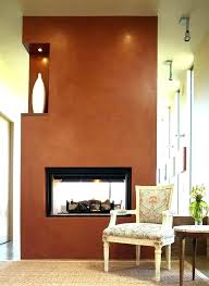 beautiful two way fireplace and fascinating two sided electric fireplace two way fireplace fireplace accent wall ideas two way fireplace