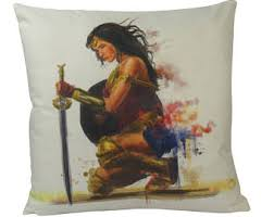 wonder woman art etsy