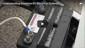 rvs electrical systems keystone rv