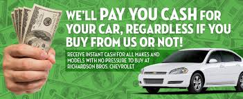 we ll pay you cash for your car
