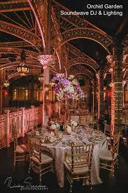 orchid garden church street orlando wedding venue orlando wedding lighting orlando wedding dj